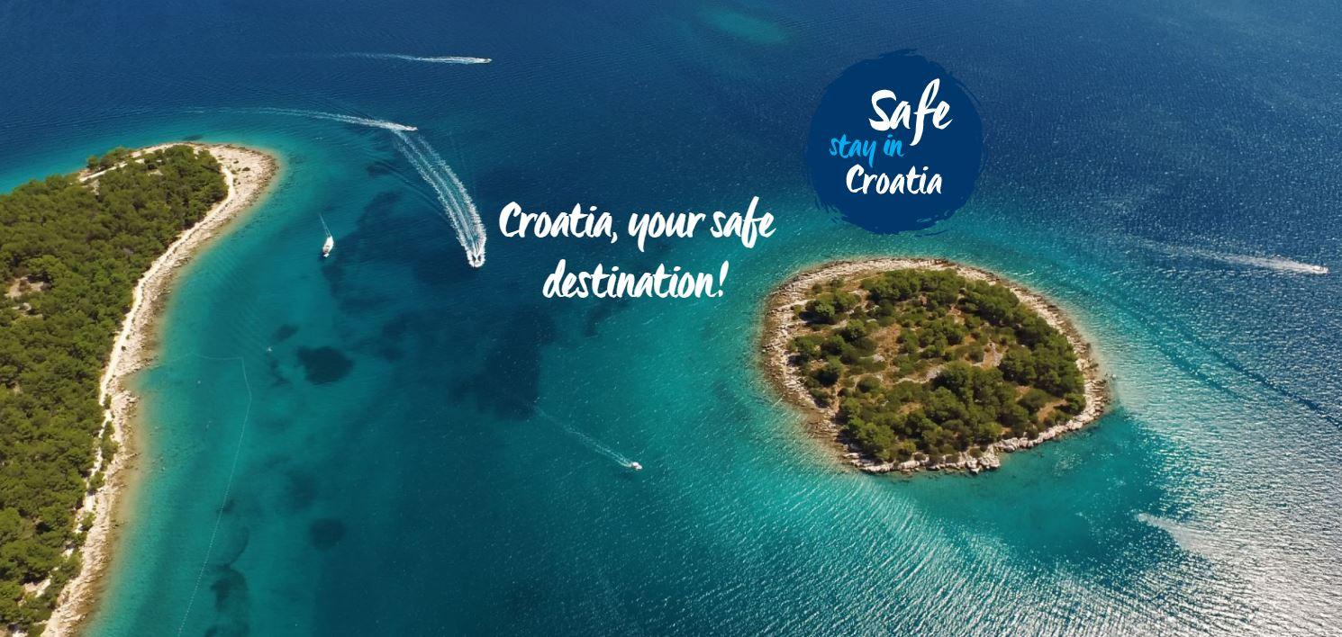 Chorvatsko, Vaše bezpečná destinace!
