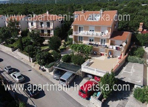 Apartmány Ana - Novi Vinodolski
