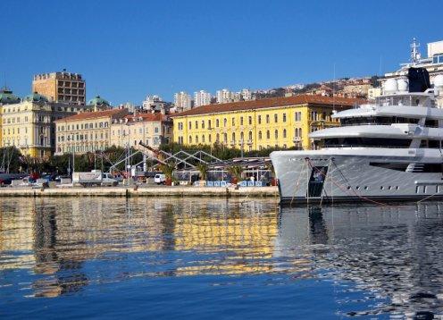 Luxusní apartmány Budin Rijeka centrum APP Adri (3 + 2)