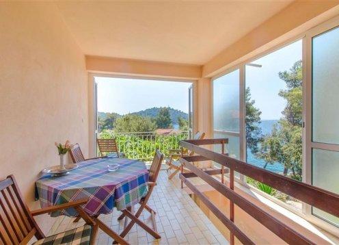 Apartmán Ida - Brna - ostrov Korčula (6) 53171-A1