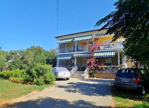 Apartmány Nada - Starigrad Paklenica A1 (2+1) 42012-A1