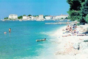 city beach porec