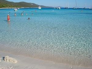 beach saharun dugi otok